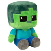 Minecraft bébi Zombi kis plüss 11cm