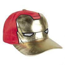 Avengers Iron Man baseball sapka