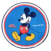 Mickey egér kör alakú törölköző