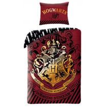 Harry Potter a Roxfort iskola ágyneműhuzat - Pamut