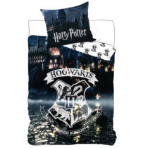 Harry Potter utazás Roxfortba ágyneműhuzat - Pamut