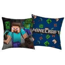 Minecraft Steve és a Mobok díszpárna