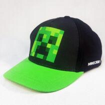 Minecraft Creeper mintás gyerek baseball sapka