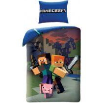 Minecraft Ágyneműhuzat - Pamut