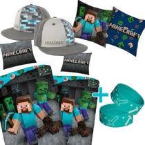 Minecraft TESÓ - PÁROS ajándékcsomag ingyenes szállítás + karkötők