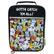 Pokémon Uzsonnás táska
