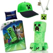 Minecraft Creeper 4db-os ajándékcsomag - ingyenes szállítás