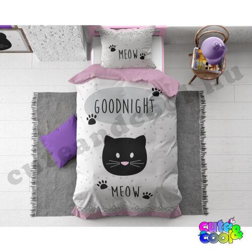 Goodnight Kitty - Pamut