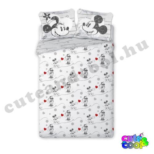 Minnie & Mickey ágyneműhuzat -Pamut