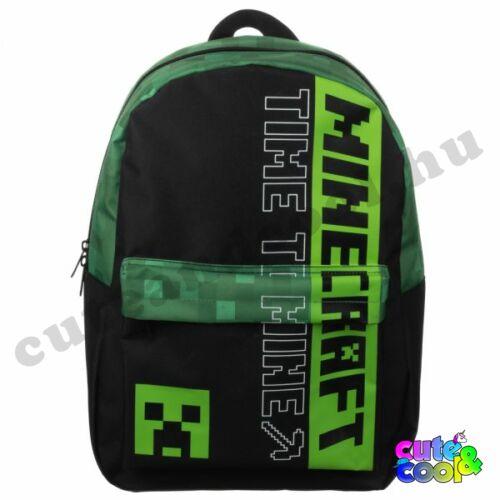 Minecraft Time To Mine táska
