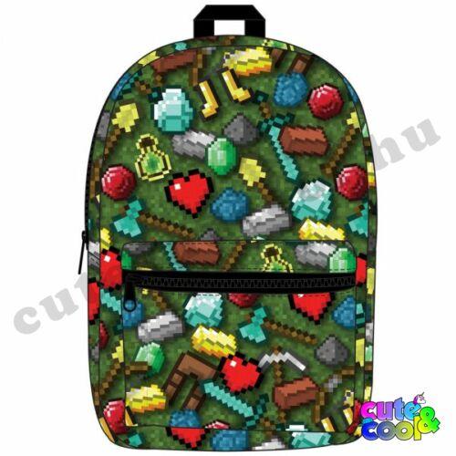 Minecraft Ikon hátizsák, táska