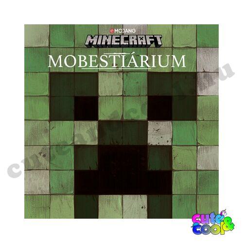 Minecraft Mobestiárium - Könyv