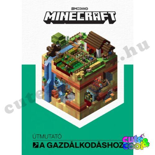 Minecraft Útmutató a Gazdálkodáshoz - Könyv