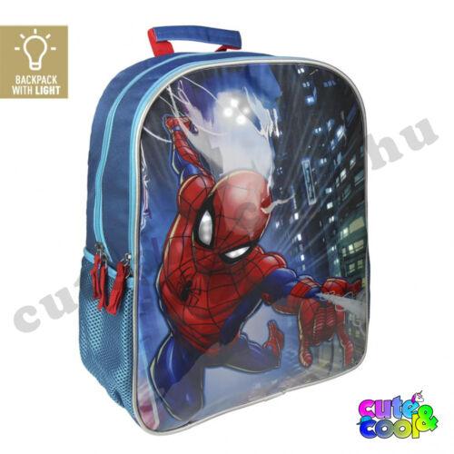 Marvel Pókember LED hátizsák