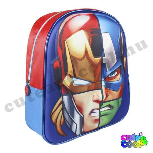 Avengers 3D ovis táska