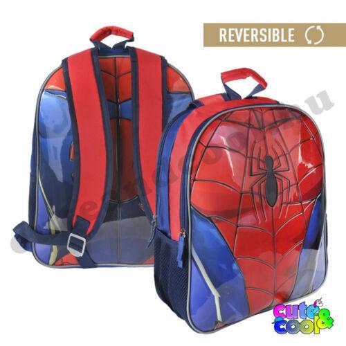 Marvel Spider-Man átfordítható hátizsák