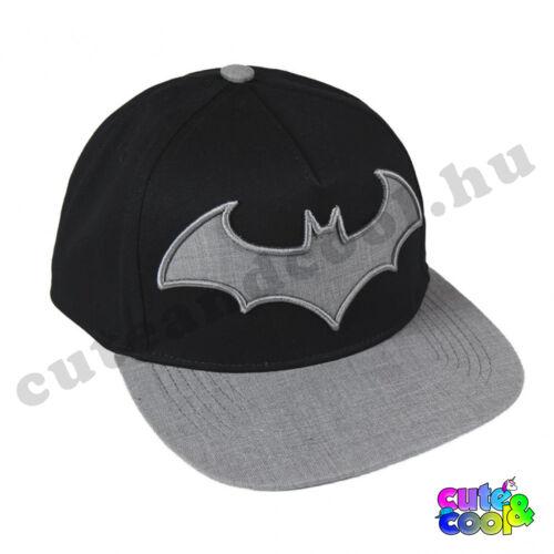 Batman snapback sapka