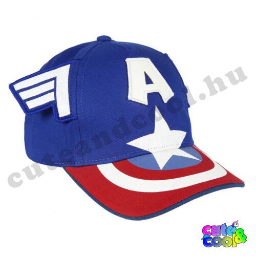 Amerika Kapitány baseball sapka