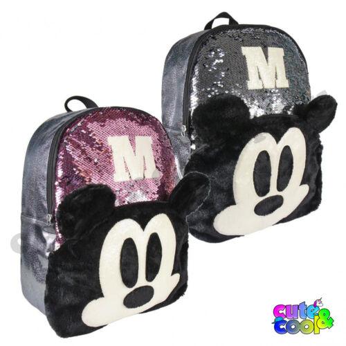 Mickey Mouse simi flitteres hátizsák