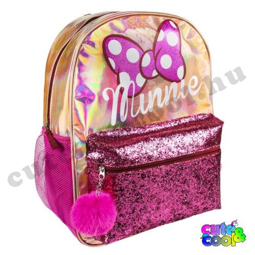Minnie Mouse Hologramos hátizsák