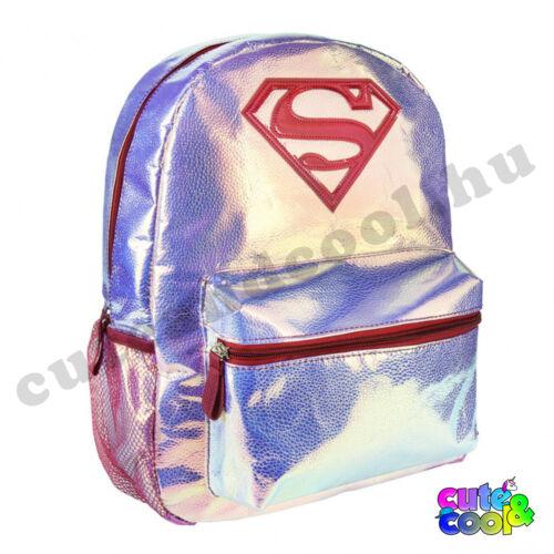 Superman hologramos hátizsák