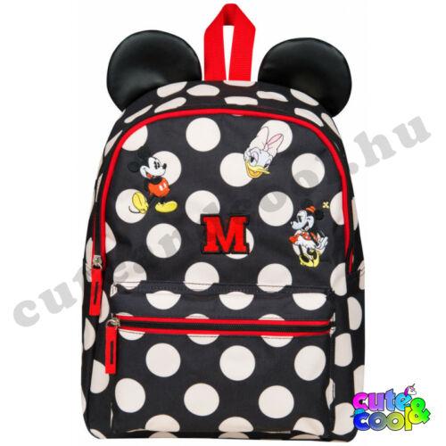 Minnie Mouse nagy hátizsák fülekkel