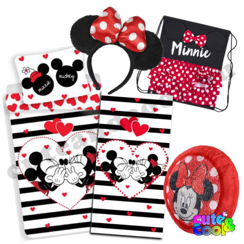 Disney Minnie Mouse 5db-os ajándékcsomag - ingyenes szállítás