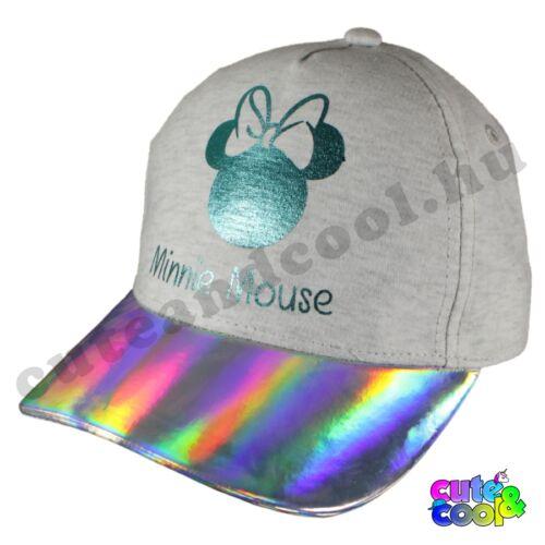 Minnie Mouse hologramos baseball sapka