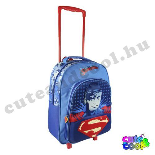Superman gurulós bőrönd