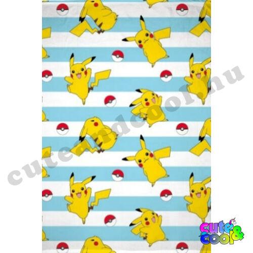pokémonos pikachus polár takaró