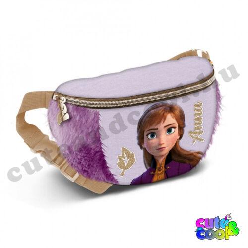 Frozen Anna szőrmés övtáska