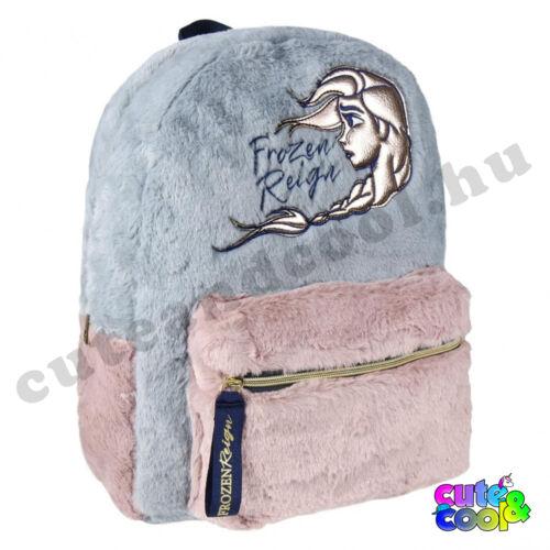 Frozen Elza Jégkirálynő szőrmés táska