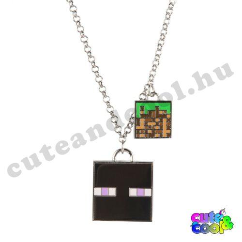 Minecraft Enderman nyaklánc