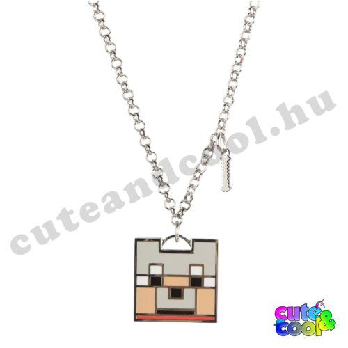 Minecraft kutyus nyaklánc
