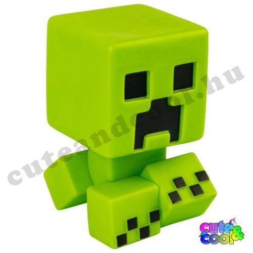 Minecraft foszforeszkáló Mega Creeper figura