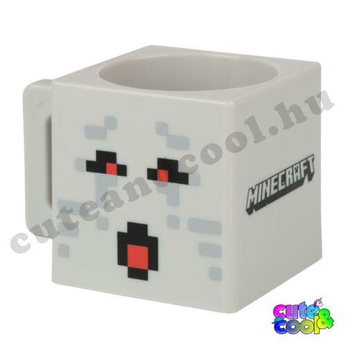 Minecraft két arcú Ghast műanyag bögre
