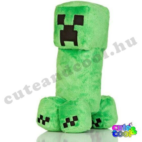 Minecraft Creeper plüss 27cm