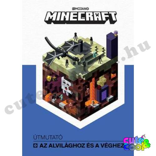 Minecraft Útmutató az Alvilághoz és a Véghez - Könyv