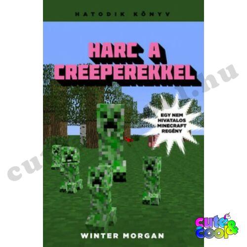 Minecraft Harc a Creeperekkel - Könyv