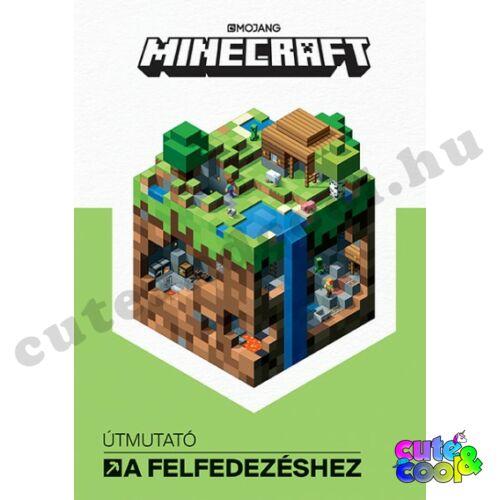 Minecraft Útmutató a felfedezéshez - Könyv