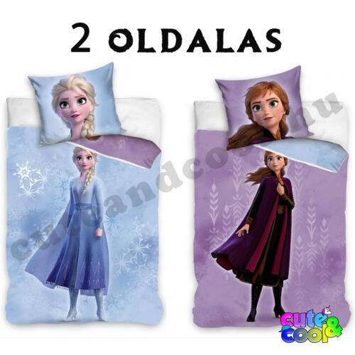 Frozen Jégvarázs Kétoldalas ágyneműhuzat - Pamut