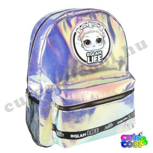 LOL Surprise - Glam Life hologramos hátizsák