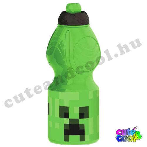 Minecraft Creeper kulacs