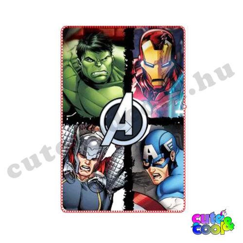 Marvel Bosszúállók Polár takaró