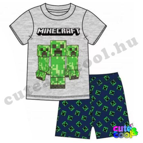Minecraft Creepers Coming rövid pizsama