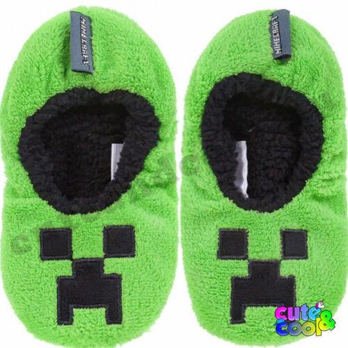 Minecraft Creeper puha mamusz-zöld