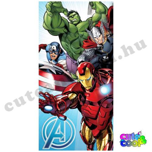 Marvel Bosszúállók fürdőlepedő