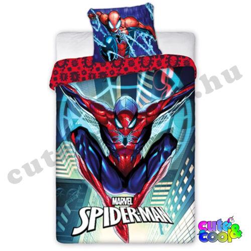 Marvel Spider-Man ágyneműhuzat - Pamut