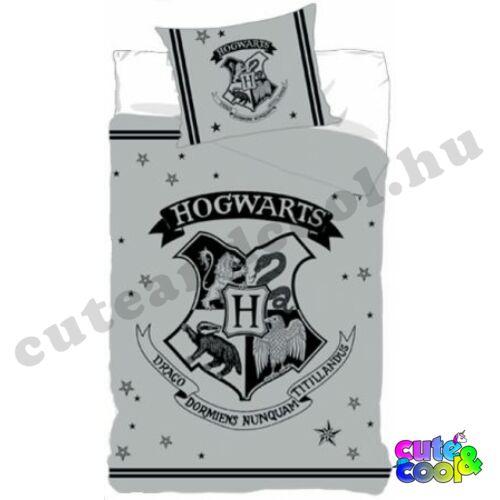 Harry Potter Hogwarts Ágyneműhuzat - Pamut