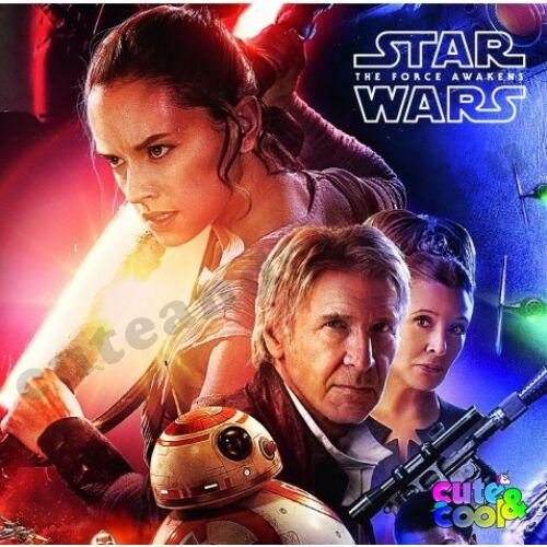 Star Wars - Ébredő Erő díszpárna